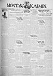 The Montana Kaimin, February 9, 1932
