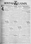 The Montana Kaimin, February 12, 1932