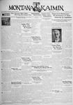 The Montana Kaimin, February 16, 1932
