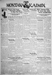 The Montana Kaimin, February 19, 1932