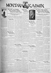 The Montana Kaimin, February 23, 1932