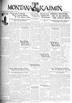 The Montana Kaimin, March 1, 1932