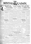 The Montana Kaimin, March 4, 1932