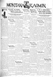 The Montana Kaimin, March 8, 1932