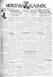 The Montana Kaimin, March 11, 1932