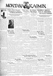 The Montana Kaimin, March 25, 1932