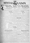 The Montana Kaimin, March 29, 1932