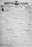 The Montana Kaimin, April 5, 1932