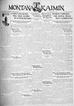 The Montana Kaimin, April 8, 1932