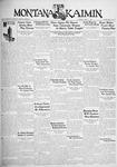 The Montana Kaimin, April 12, 1932