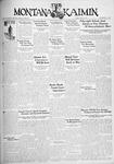 The Montana Kaimin, April 22, 1932