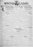 The Montana Kaimin, May 6, 1932