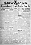 The Montana Kaimin, May 12, 1932
