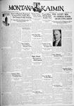The Montana Kaimin, May 17, 1932