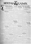 The Montana Kaimin, May 20, 1932