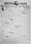 The Montana Kaimin, May 24, 1932