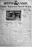 The Montana Kaimin, June 22, 1932