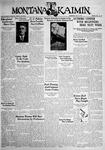 The Montana Kaimin, July 13, 1932