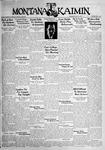 The Montana Kaimin, July 20, 1932