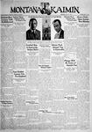 The Montana Kaimin, July 27, 1932