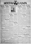 The Montana Kaimin, August 10, 1932