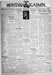 The Montana Kaimin, September 27, 1932
