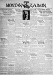 The Montana Kaimin, September 30, 1932