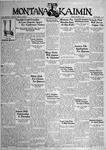 The Montana Kaimin, October 18, 1932