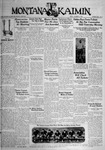 The Montana Kaimin, October 21, 1932