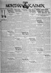 The Montana Kaimin, October 25, 1932