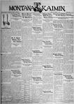 The Montana Kaimin, November 1, 1932