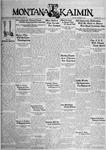 The Montana Kaimin, November 8, 1932