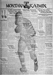The Montana Kaimin, November 11, 1932