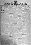 The Montana Kaimin, November 15, 1932