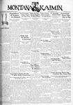 The Montana Kaimin, November 18, 1932