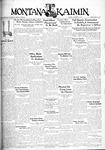 The Montana Kaimin, November 29, 1932