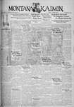 The Montana Kaimin, December 13, 1932