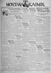 The Montana Kaimin, January 5, 1934