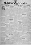The Montana Kaimin, January 23, 1934