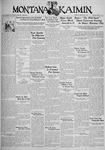 The Montana Kaimin, February 6, 1934