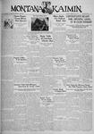 The Montana Kaimin, February 20, 1934