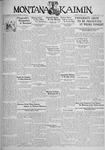 The Montana Kaimin, March 2, 1934