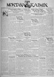 The Montana Kaimin, March 6, 1934