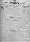 The Montana Kaimin, March 9, 1934