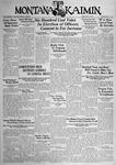 The Montana Kaimin, May 4, 1934