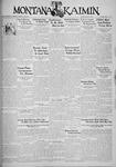 The Montana Kaimin, May 29, 1934