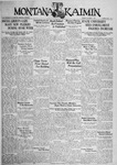 The Montana Kaimin, October 2, 1934