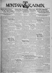 The Montana Kaimin, October 23, 1934