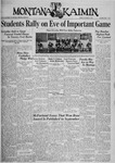 The Montana Kaimin, October 26, 1934