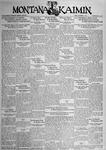 The Montana Kaimin, November 2, 1934